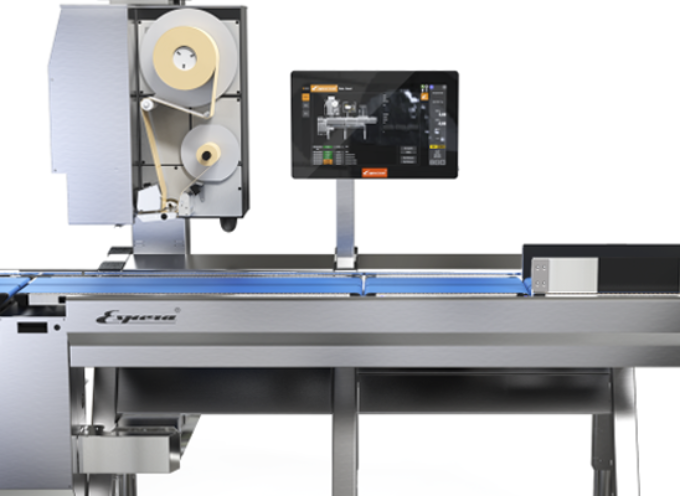 Espera Nova weigh price labeller